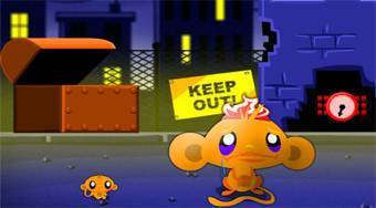 Monkey Go Happy Mayhem - jeu en ligne | Mahee.fr
