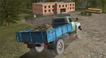Cargo Drive - online game | Mahee.com