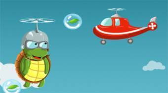 Flying Turtle - online game | Mahee.com