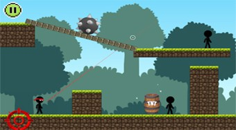 Stickman Shooting | Free online game | Mahee.com