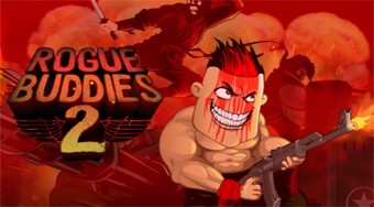 Rogue Buddies 2 - online game | Mahee.com