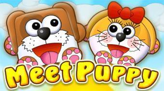 Meet Puppy - online game | Mahee.com