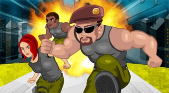 Soldier Rush - online game | Mahee.com