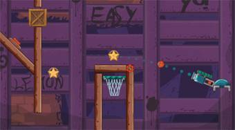 Cannon Basketball 4 - online game | Mahee.com