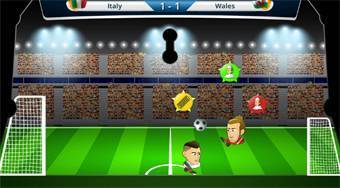 Football Heads 2018 | Free online game | Mahee.com