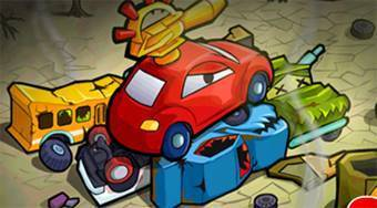 Car Eats Car 6 | Free online game | Mahee.com