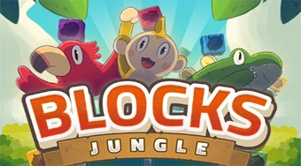 Blocks Jungle - jeu en ligne | Mahee.fr