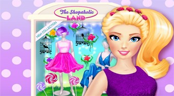 Barbie's Fashion Dream Store | Mahee.es