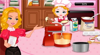 Cooking with Mom - Game | Mahee.com