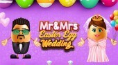Mr and Mrs Easter Wedding