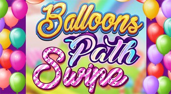Baloons Path Swipe - Game | Mahee.com