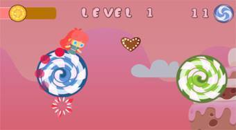 Candy Runner - online game | Mahee.com
