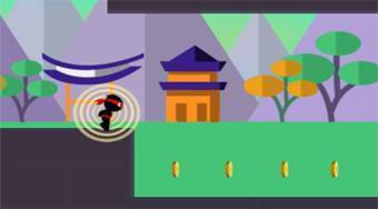 Ninja Action | Free online game | Mahee.com