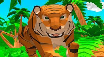 Tiger Simulator 3D - Game | Mahee.com