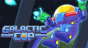 Galactic Cop | Free online game | Mahee.com