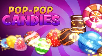Pop-Pop Candies - Game | Mahee.com