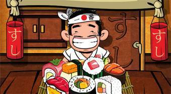 Sushi Matching | Free online game | Mahee.com
