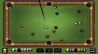 8 Ball Billiards Classic - Game | Mahee.com