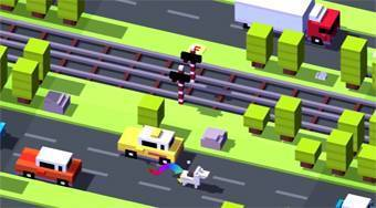 Crossy Road - Game | Mahee.com
