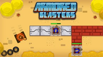 Armored Blasters - Game | Mahee.com