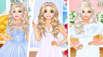 Wedding Style Cinderella vs Rapunzel vs Elsa | Mahee.com