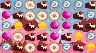 Sweets Match 3 | Free online game | Mahee.com
