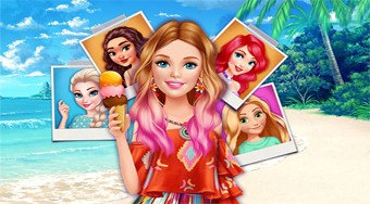 Barbie Wants to be a Princess - Game | Mahee.com