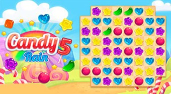 Candy Rain 5 - Game | Mahee.com