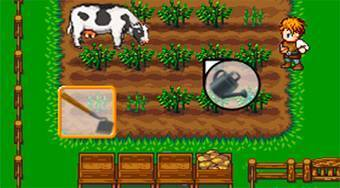 Idle Farmer | Free online game | Mahee.com