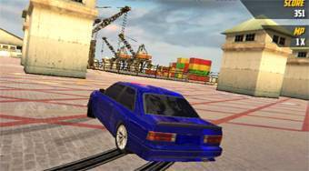 Burnout Drift 3: Seaport Max | Free online game | Mahee.com