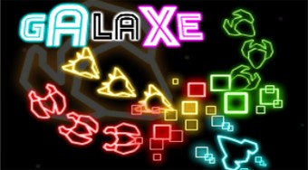 Galaxe | Free online game | Mahee.com