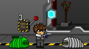 Night at the Laboratorium - online game | Mahee.com