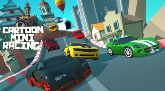 Cartoon Mini Racing | Mahee.es
