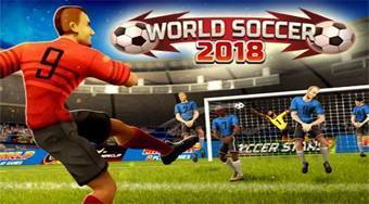World Soccer 2018 - online game | Mahee.com