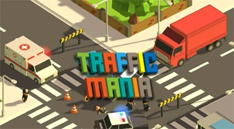 Traffic Mania - Game | Mahee.com
