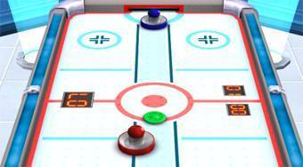 3D Air Hockey | Free online game | Mahee.com
