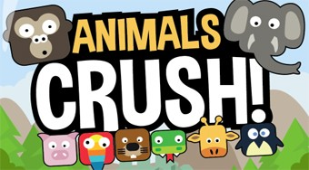 Animal Crush Match | Mahee.com