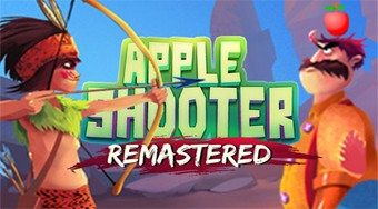 Apple Shooter Remastered - online game | Mahee.com
