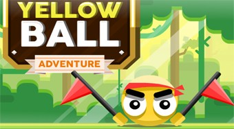 Yellow Ball Adventure | Mahee.com