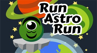 Run Astro Run - Game | Mahee.com