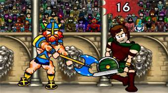 Sword and Sandals: Champions Sprint | Free online game | Mahee.com