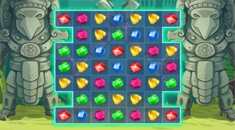 Jewels Blitz 3 - Game | Mahee.com