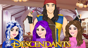 Descendants Hair Salon | Mahee.com