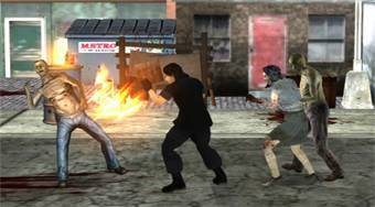 Final Night: Zombie Street Fight - Game | Mahee.com