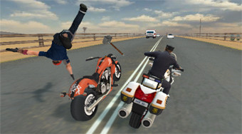 Bike Riders 3: Road Rage - online game | Mahee.com