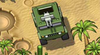 Desert Run - online game | Mahee.com