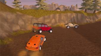4x4 Off-Road Racing - Game | Mahee.com