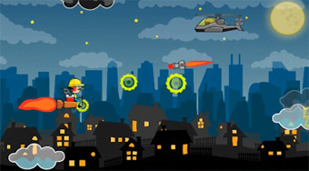 Unfriendly Skies | Free online game | Mahee.com