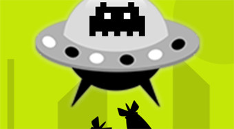 Ufo Defense - online game | Mahee.com