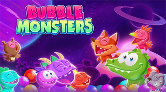 Bubble Monsters - online game | Mahee.com